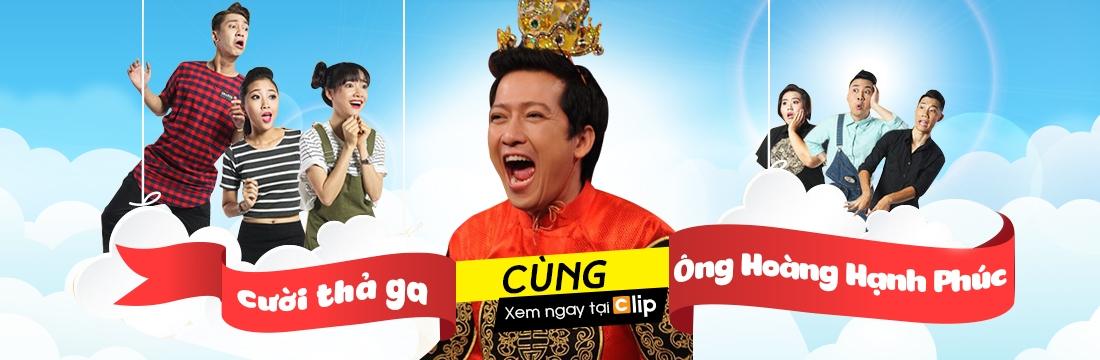 Cười Thả Ga Cùng Ông Hoàng Hạnh Phúc
