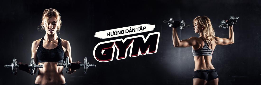 Hướng Dẫn Tập Gym
