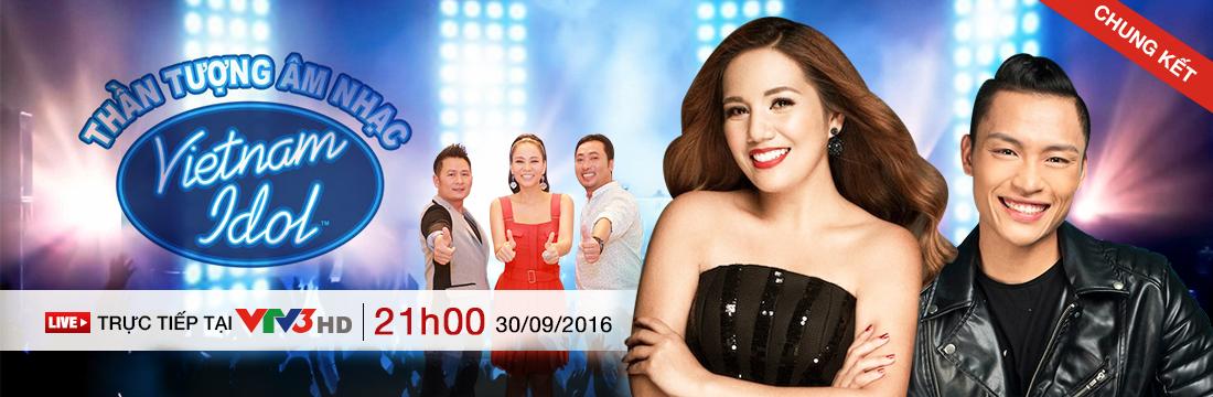 Trực tiếp: Chung kết thần tượng âm nhạc Việt Nam
