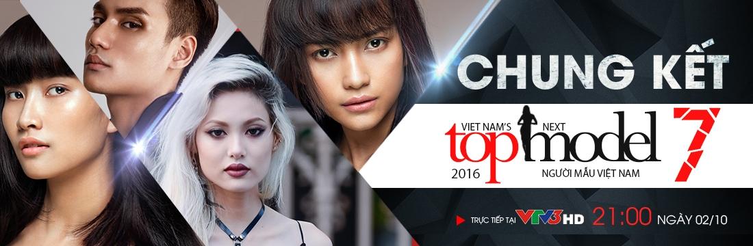 Trực tiếp: Chung kết người mẫu Việt Nam